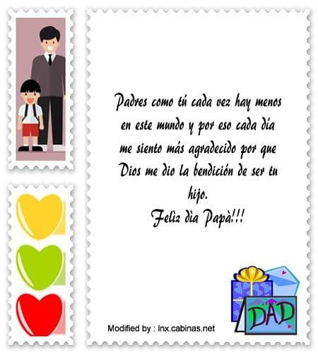 frases para el dia del Padre,buscar frases para el dia del Padre