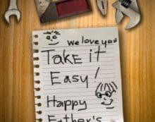 Enviar Lindos Mensajes Por El Día Del Padre