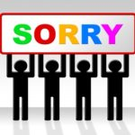 lindas palabras de disculpas para celular, buscar frases de disculpas para celular