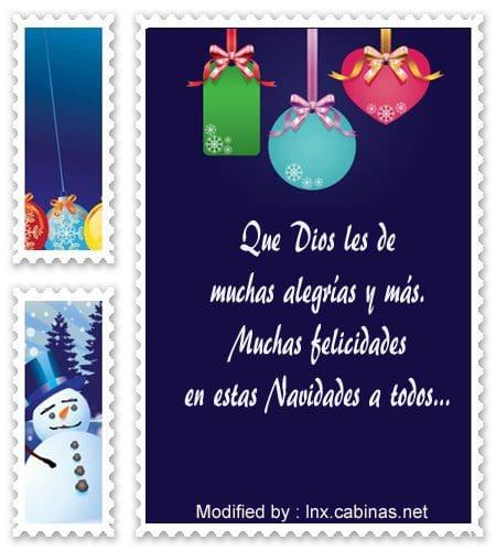 tarjetas con bellos mensajes cristianos de Navidad ,poemas cristianos con imàgenes de felìz Navidad para mis amigos