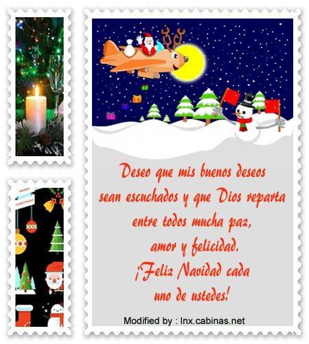 textos de Navidad para descargar gratis,enviar texto de Navidad para saludar por Facebook