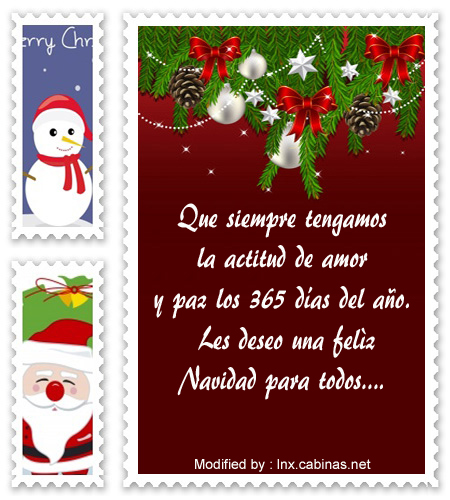 mensajes para postear en facebook en Navidad, poemas para postear en facebook en Navidad