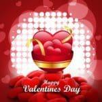 buscar los mejores textos de San Valentín, bajar bonitos mensajes de San Valentín