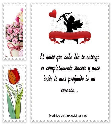 Lindos Mensajes De Amor Eterno Para Mi Pareja Frases Romanticas