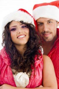 nuevas dedicatorias de Navidad para tu amor, originales frases de Navidad para mi pareja