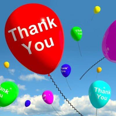 Bajar Mensajes De Agradecimiento Por Saludos De Cumpleaños