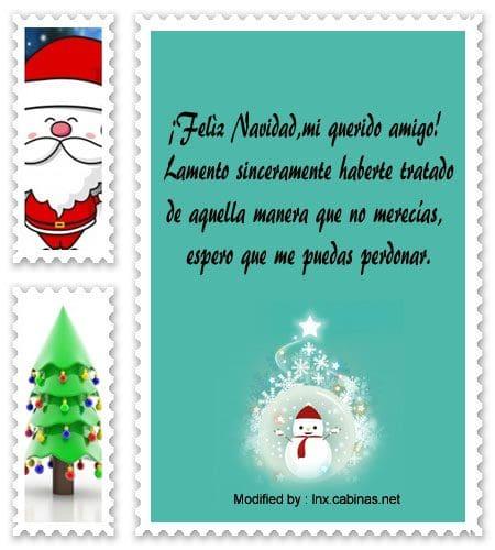 Lindos Mensajes De Perdón En Navidad Para Tu Amigo Frases