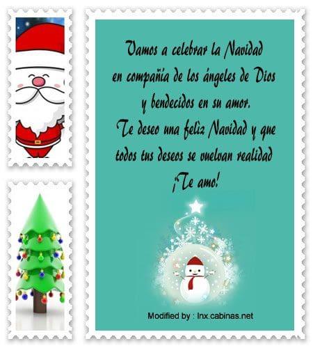 Bonitos Mensajes De Navidad Para Mi Pareja Saludos De Navidad