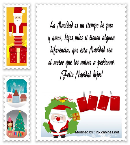 Felicitaciones De Navidad Anime.Enviar Mensajes De Navidad Para Mis Hijos Saludos