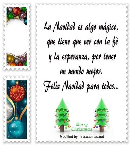 Enviar frases y mensajes de navidad gratis fel z navidad - Mensajes de feliz navidad ...