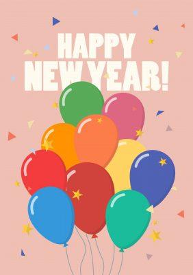 bonitas palabras de Año Nuevo para amistades o familiares, los mejores mensajes de Año Nuevo para tus amigos