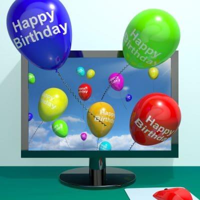 ejemplos de pensamientos de cumpleaños para Facebook, enviar mensajes de cumpleaños para Facebook