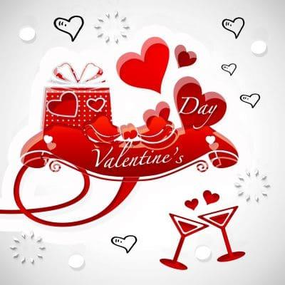 Lindos Mensajes De San Valentín Para Mi Enamorada Dia Del