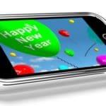 enviar palabras de Año Nuevo para celulares, buscar nuevas frases de Año Nuevo para whatsapp