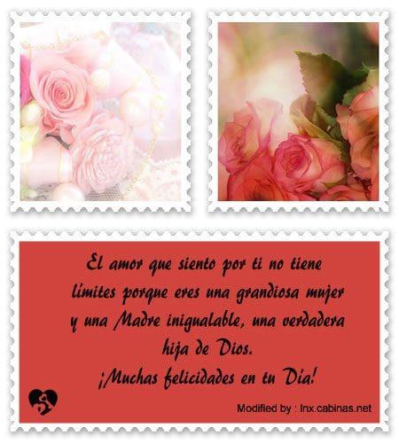 Lindos Mensajes Cristianos Para El Dia De La Madre Frases Para El