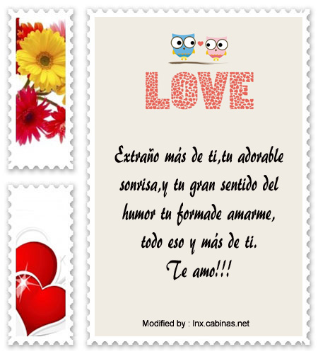 Nuevos Mensajes De Amor Para Mi Novia Que Extraño Bajar