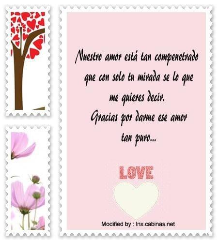 Lindos Mensajes De Amor Para La Mujer Que Amo Bonitas Frases De