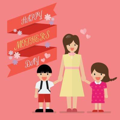 Nuevos Mensajes Por El Día De La Madre | Frases para desear feliz dia