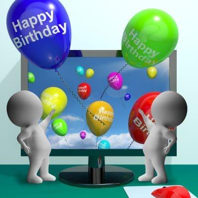 Bajar Mensajes De Cumpleaños Para Facebook│Nuevas Frases De Cumpleaños Para Compartir