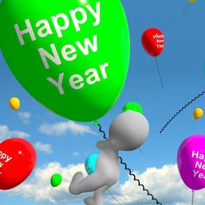 bonitas frases de Año Nuevo para amigos y familiares, buscar nuevos mensajes de Año Nuevo para amigos y familiares