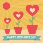 bonitas palabras por el Día de la Madre para mamá, enviar frases por el Día de la Madre para mamá