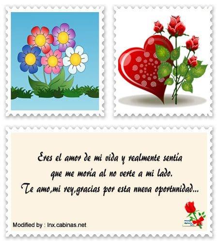 Mensajes De Amor Y Perdon Frases Para Reconciarse Con La